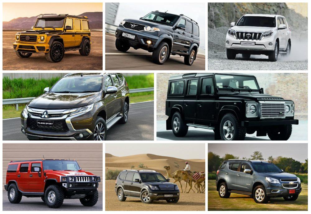 Die besten im Rahmen SUVs der Welt | HotNews
